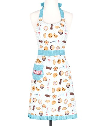Milk & Cookies Apron - Women