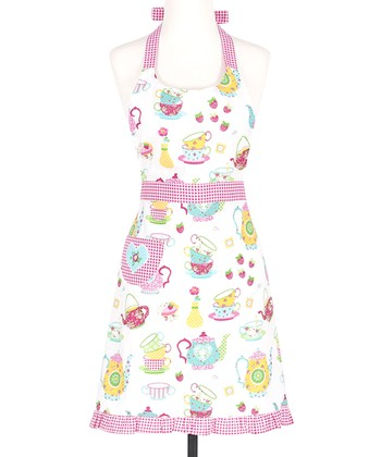 My Cup of Tea Apron - Women