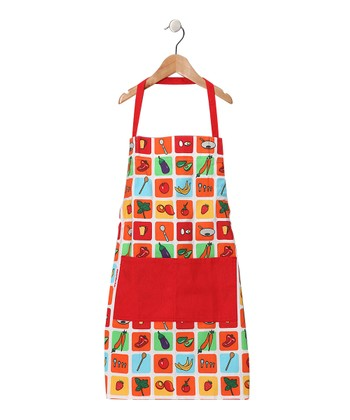 Vegetable Apron - Kids