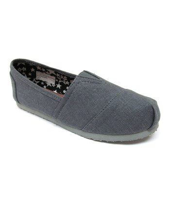 Gray Venus Slip-On Shoe