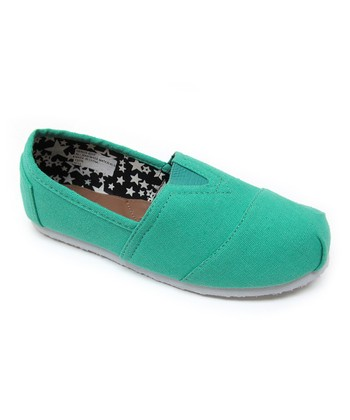Mint Venus Slip-On Shoe