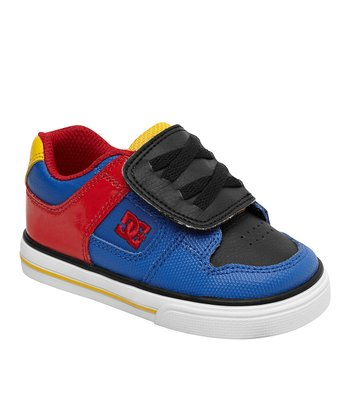 Blue & Red Pure Sneaker
