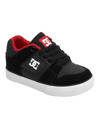 Red & Black Blitz Sneaker