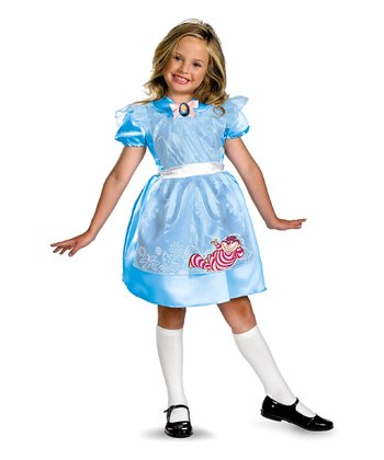 Alice in Wonderland Dress-Up Outfit - Girls