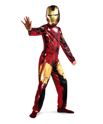 Iron Man Mark 6 Classic Dress-Up Set - Boys