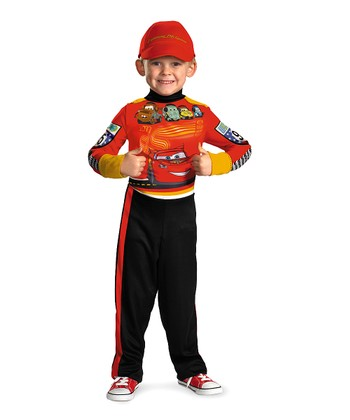 Lightning McQueen Dress-Up Set - Toddler & Kids