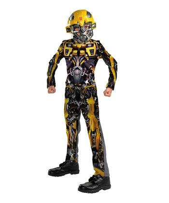 Transformers Bumblebee Dress-Up Set - Boys