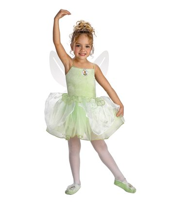 Tinker Bell Ballerina Dress - Toddler & Girls