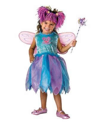 Lavender Abby Cadabby Deluxe Dress-Up Set - Toddler & Kids