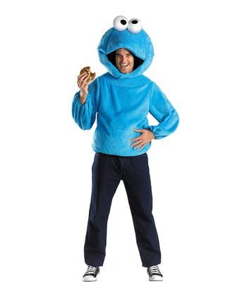 Cookie Monster Outfit - Adult