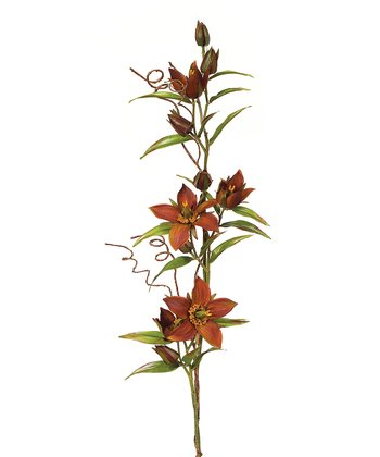Gentian Spray Branch - Set of Six