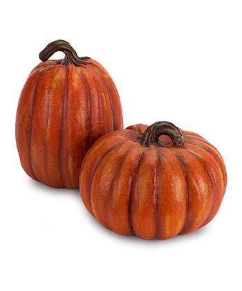 Large Pumpkin Set