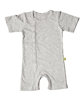 Silver Organic Cinco Romper - Infant
