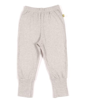 Silver Organic Fetix Pants - Infant & Kids