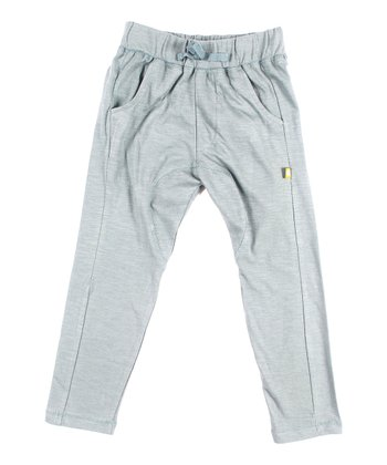 Teal Organic Nugget Jodphur Pants - Infant