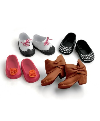 Doll Shoe Set