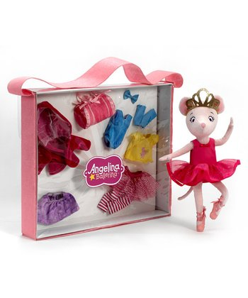 Angelina Ballerina Doll Set