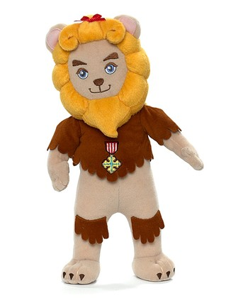 Cowardly Lion Washable Doll