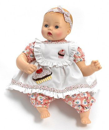 Grandma's Sweetest Cupcake Huggums Doll