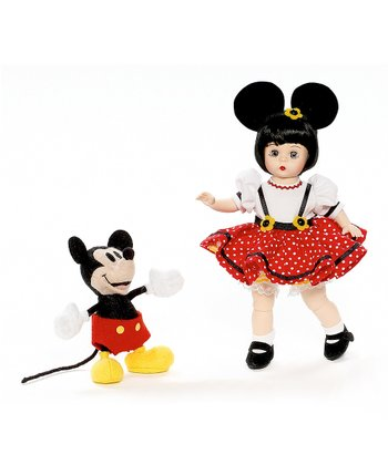 Mickey and Me Doll Set