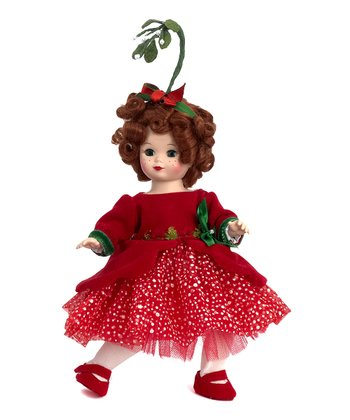Mistletoe Kisses Doll