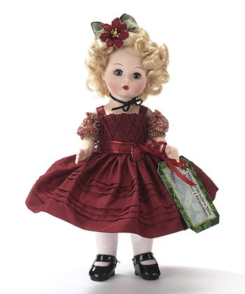 Christmas Wendy Doll