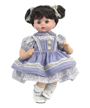 Pretty In Periwinkle Doll