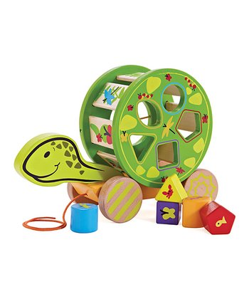 Pull-Along Shape Sorter