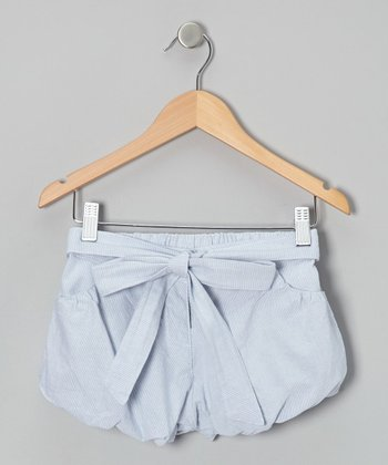 Aqua Peche Bubble Shorts - Girls