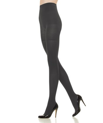 SPANX Takes Off Shaping Tights - Gray