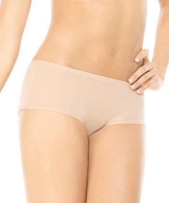 But…Naked Boyshorts - Minimalist