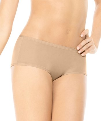 But…Naked Boyshorts - Natural