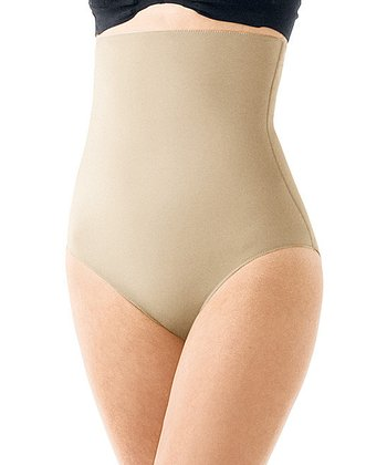 Hide & Sleek® High-Waisted Briefs - Nude