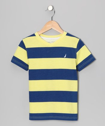 Vitamin C Stripe Tee - Toddler