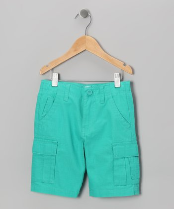 Kingfisher Cargo Shorts - Boys