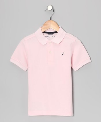 Rock Candy Solid Polo - Boys