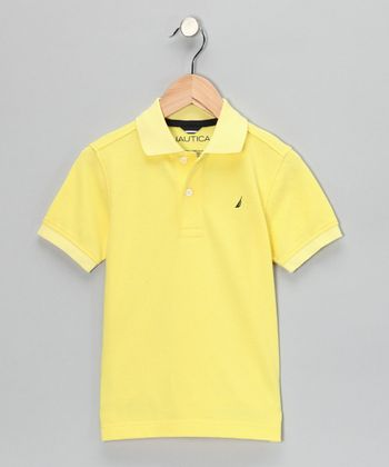 Vitamin C Polo - Toddler & Boys