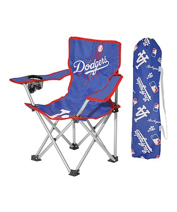 Los Angeles Dodgers Mini Camp Chair