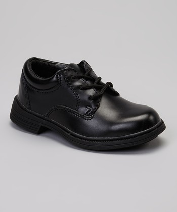 Black Jefferson Dress Shoe