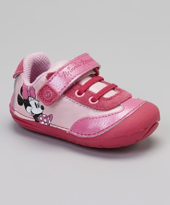 Hot Pink SRT SM Disney™ Minnie Mouse Sneaker