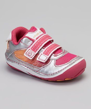 Hot Pink & Orange SRT SM Stormy Sneaker