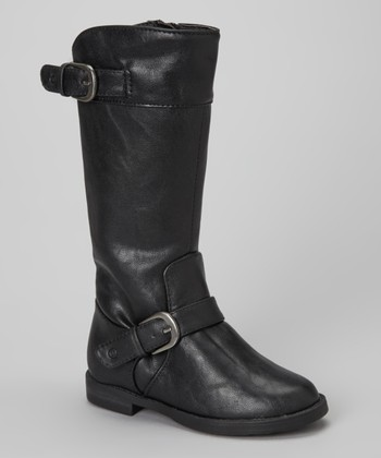 Black Virginia Boot