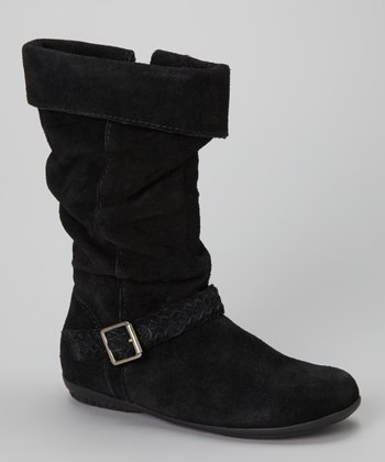 Black Clifton Boot
