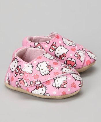 Pink Crib Hello Kitty™ Bootie