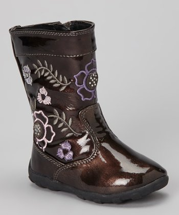 Pewter Jonine Boot