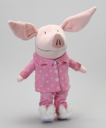 Olivia Singing Bedtime Plush Toy