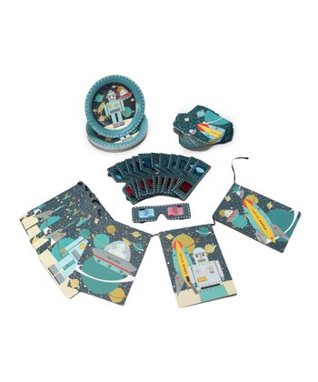 Space Cadets 3-D Party Set