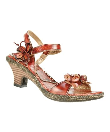 Brown Tarragon Sandal