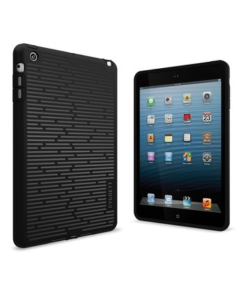 Black Vector Folio Case for iPad Mini