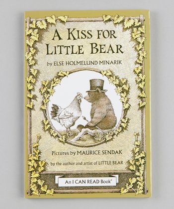A Kiss for Little Bear Hardcover